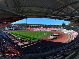 Erfurt verschiebt Arena-Er�ffnung