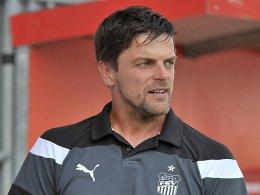 FSV-Coach Ziegner bejubelt