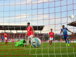 FSV Zwickau - Hamburger SV