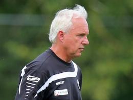 VfR-Coach Vollmann erwartet enges Duell gegen Hansa