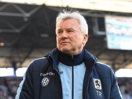 Möhlmann wird neuer Trainer von Preußen Münster