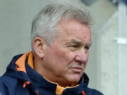 Preußen-Coach Möhlmann setzt auf das Kollektiv