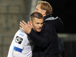 Müller gibt Dedic eine Startelf-Garantie