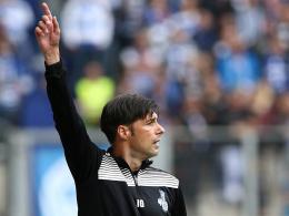 Gruev warnt vor starken Rostockern