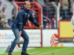 VfL-Coach Enochs: