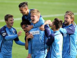 Aalen hat Platz eins im Visier - Münster hofft auf Grimaldi
