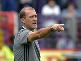 VfL-Coach Enochs warnt vor Halle