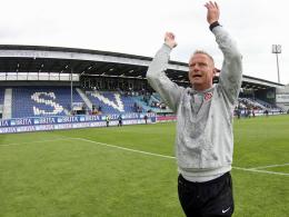 Fröhlings dankbare Erinnerungen an den Chemnitzer FC