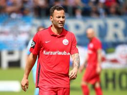 Der nächste Ost-Klub: Garbuschewski nach Zwickau
