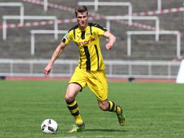 Fortuna Köln holt Fritz von Dortmund II