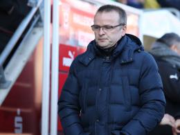 Halle: Keine Freigabe für Sportdirektor Böger