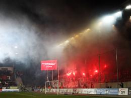 Geldstrafe und Teilausschluss für Hansa Rostock