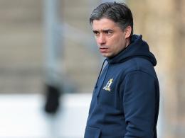 Corrochano ist neuer Trainer in Lotte