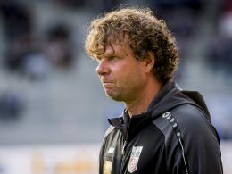 Verletzungssorgen für RWE-Coach Krämer