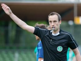 DFB terminiert Spieltage 5 bis 10 zeitgenau