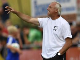VfR-Coach Vollmann und die