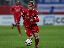 Würzburg: Müller freut sich auf ein besonderes Spiel