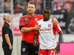 Halle: Manu für drei Spiele gesperrt