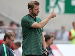 Bremen II: Knappe Siege für Platz drei