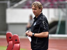 Mannheims Dais sorgt sich um seine Offensive