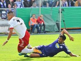 Osnabrück: Appiah für zwei Pokalspiele gesperrt