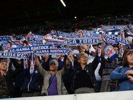 Grindel begnadigt Rostock: Hansa nun doch mit Fans