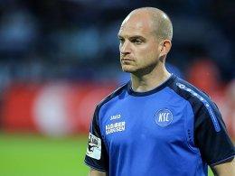 Karlsruhe trennt sich von Cheftrainer Meister