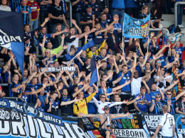 DFB verhängt Geldstrafe für Paderborn