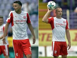 Halle: Sliskovic und Lindenhahn drohen auszufallen