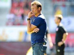 Aufsteiger Unterhaching zwischen Liga und Pokal