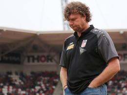 Rot-Weiß Erfurt beurlaubt Trainer Krämer