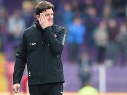 Schmidt muss gehen: Kickers brauchen