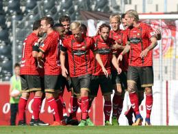 Benefizspiel: Großaspach testet gegen Heidenheim