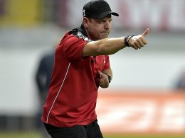 Baumgart: Mein Team hebt nicht ab