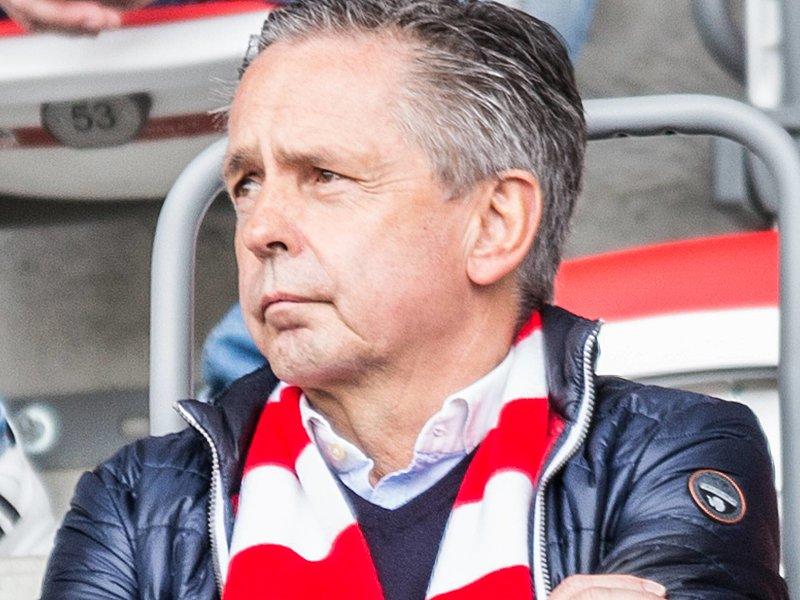 Frank Nowag ist Interimspräsident des FC Rot-Weiß