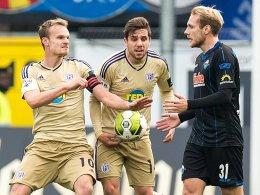 Baumgart: Zolinskis Treffer waren