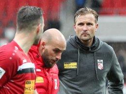 Spieltage 19 bis 24: Erfurt gegen Magdeburg am Montag