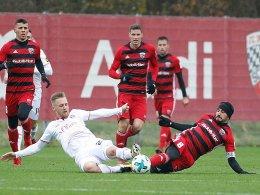 Testspiel: Würzburg trotzt Ingolstadt Remis ab