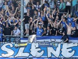 Spiel in Lotte: Meppens