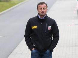 Rot-Weiß Erfurt stellt Manager Traub frei