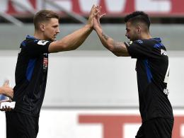 Paderborn mit Wimmer ins Topspiel - Option Wassey