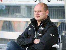 Zwickau verlängert mit Sportdirektor Wagner