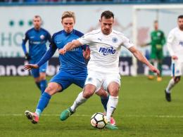 Evseev wurde operiert - Riedel vor Untersuchungen
