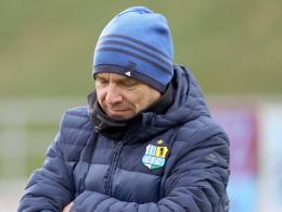 Chemnitz beurlaubt Trainer Steffen