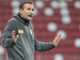 Bergner wird neuer Trainer in Chemnitz