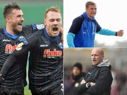 Paderborns Chance - Zwei Trainer-Debüts am Samstag