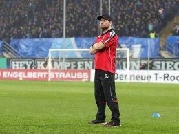 Baumgart verlängert beim SC Paderborn