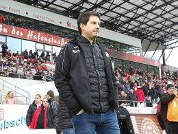 Argirios Giannikis übernimmt im Sommer in Aalen