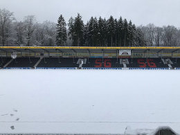 Nachholspiel Großaspach gegen Rostock am 20. März