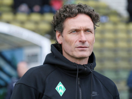 Werder trennt sich von Zapel - Hübscher übernimmt